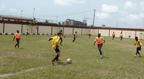 Junior school Soccer