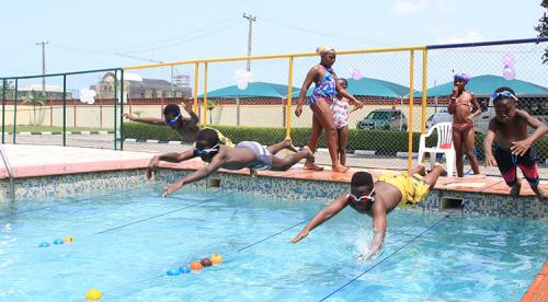 Junior School Swimming Pool